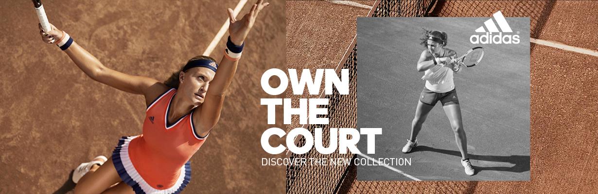 adidas Roland Garros Woman
