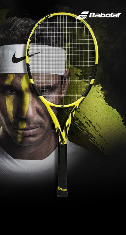 Babolat Pure Aero 2019 Rafa Nadal's racket