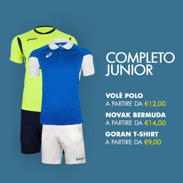 Asics Team Junior