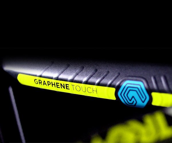 Graphene Touch Technology