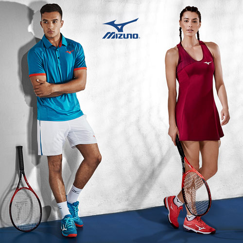 New CollectionDiscover all the tennis clothes