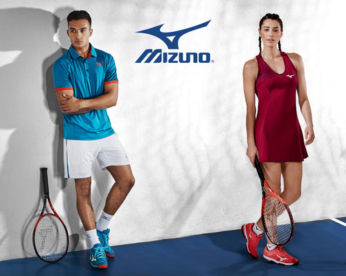 Mizuno Clothing