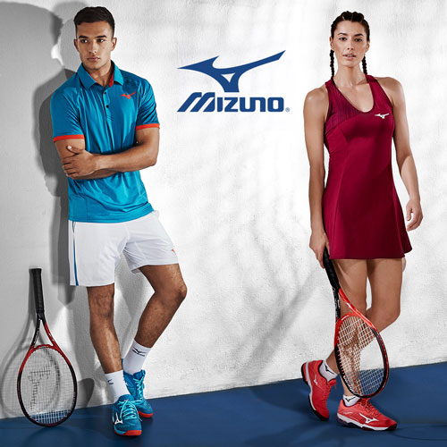 Mizuno New Collection