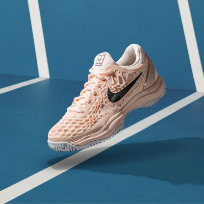 Nike Zoom Cage 3 HC Woman