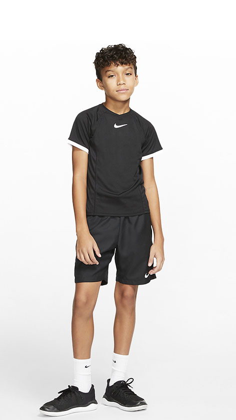 Nike Boy Look