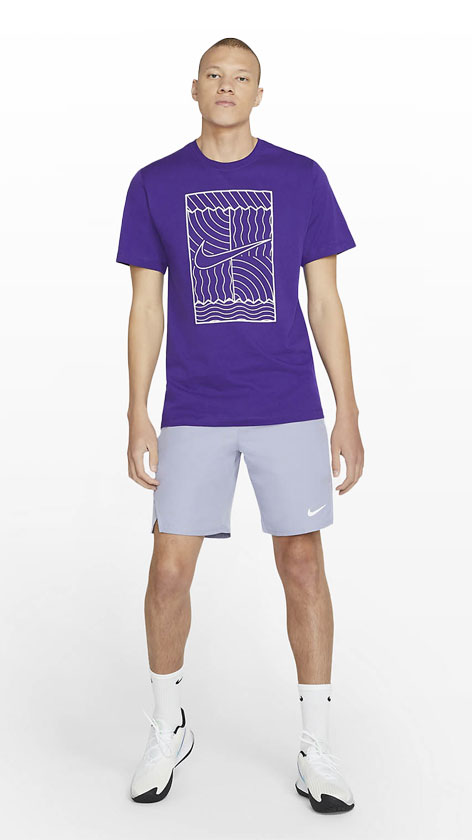 Nike Court Graphic Look