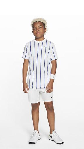 Nike Court Team Boy Look