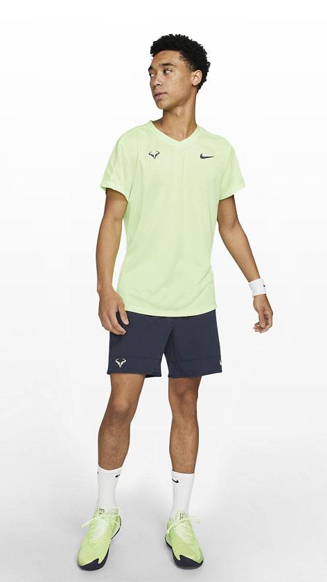Nike Rafa Parigi Look