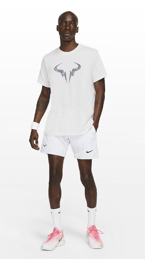 Nike Rafa Clay Look