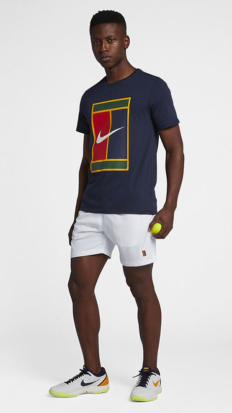 NIKE COURT HERITAGE OUTFIT HOMBRE