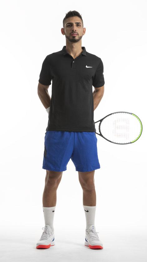 Nike Polo Look
