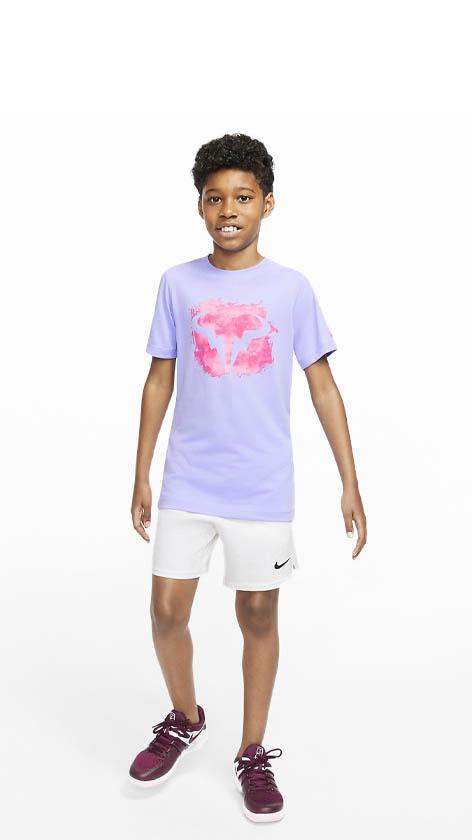 Nike Rafa Junior Look