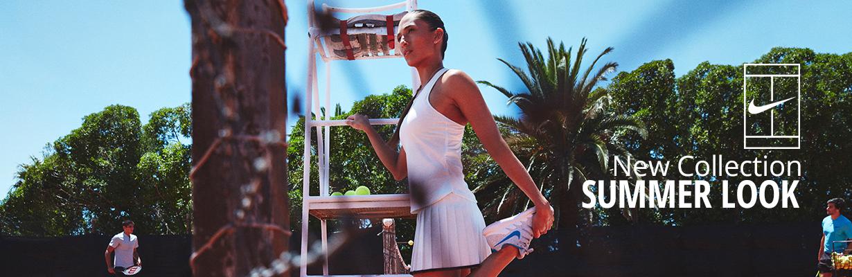 Nike Summer Look Woman