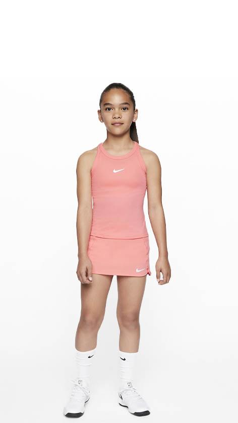 Nike Court Dry Tank Girl