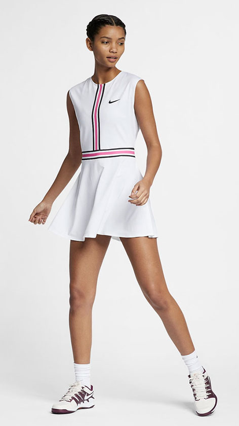NIKE COURT DRESS LOOK