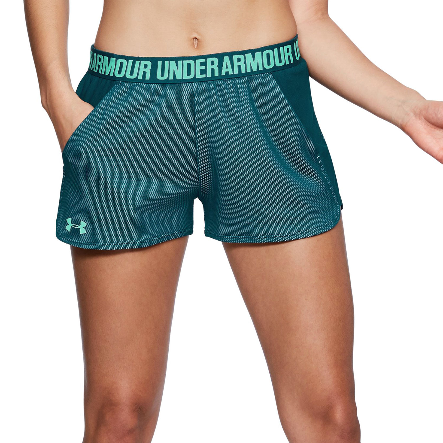 Under Armour Play Up 3in Shorts