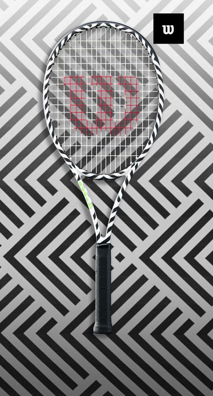 Wilson Bold Per tennisti audaci